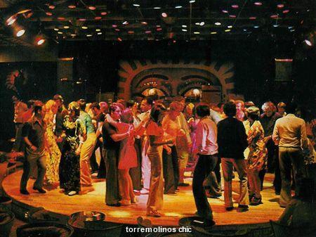 Sala de fiestas cleopatra