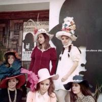 Sombreros en tiffanys
