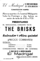The brisks el madrigal