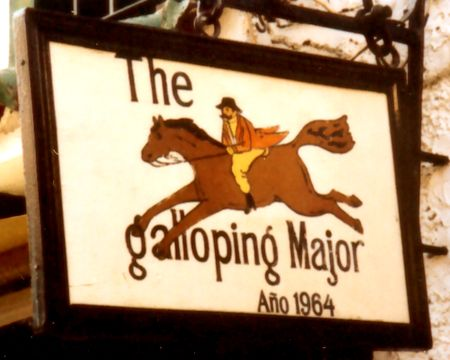 The galloping major 2