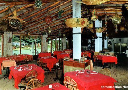 Tropicana restaurante
